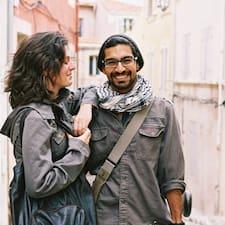 Altaf & Pauline User Profile