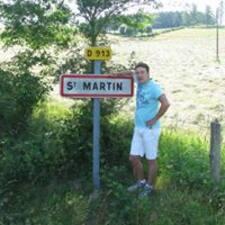 Perfil do utilizador de Martin