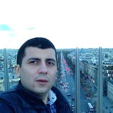 Profilo utente di Irakli