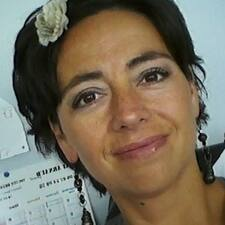 Perfil do utilizador de Laure