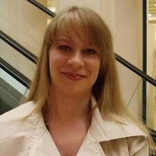 Profil utilisateur de Olena
