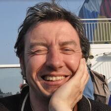 Perfil do utilizador de Christophe