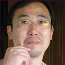 Weonki felhasználói profilja