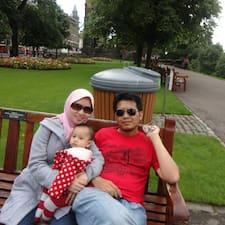 Profil utilisateur de Mohd Faiz Hafizi