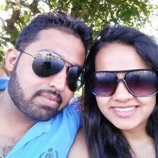 Dinesh & Tamara คือเจ้าของที่พัก