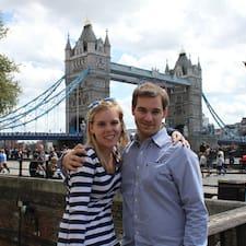 Edouard & Lyndsey User Profile