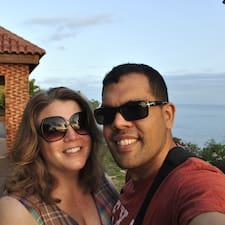 Ricky & Vicki felhasználói profilja