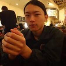 Kenshi felhasználói profilja