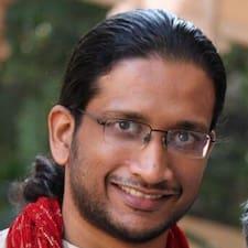 Perfil do utilizador de Tapas Vivek