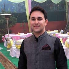 Hrishi User Profile