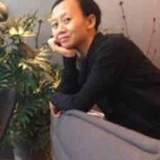 Hiuwai felhasználói profilja