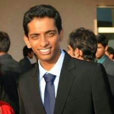 Perfil de l'usuari Shreyas