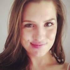 Andie - Uživatelský profil