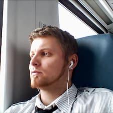 Perfil do utilizador de Tomáš