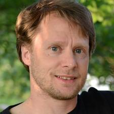 Gebruikersprofiel Jens