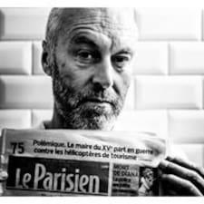 โพรไฟล์ผู้ใช้ Laurent
