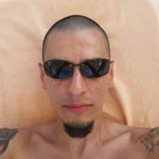 Profil utilisateur de Gmo. Esteban