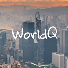 WorldQ est l'hôte.