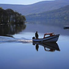 Loch Tay Highland Lodges is the host.