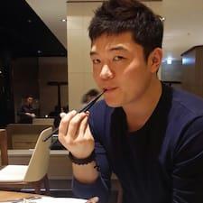 Sanghyun User Profile