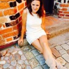 Profil Pengguna Sarah Vanessa