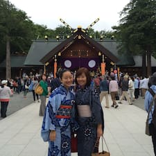 Kumiko&Miri est l'hôte.