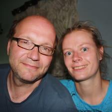 Profil utilisateur de Annett + Johannes