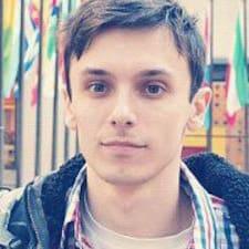 Alexei felhasználói profilja