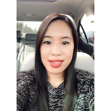 Adina felhasználói profilja