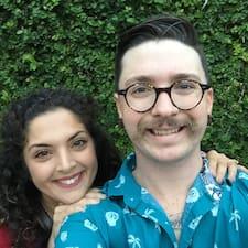 Ryan & Maryam User Profile