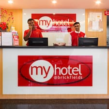 MyHotel@ Sentral 2, Kl Sentral User Profile
