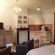 Knokke-Guestroom es el anfitrión.