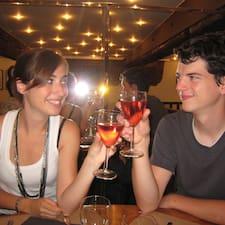 Clemence & Guillaume felhasználói profilja