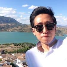 Perfil do utilizador de HyunDong