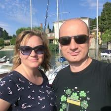 Profil utilisateur de Vesna & Bobi