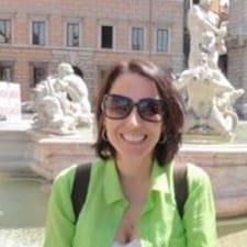 Profil utilisateur de Andreia