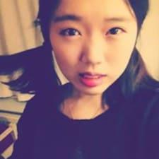 Perfil de usuario de Yeseul