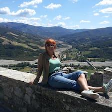 Maria Aurelia felhasználói profilja