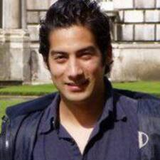 Profil Pengguna Gustavo Enrique