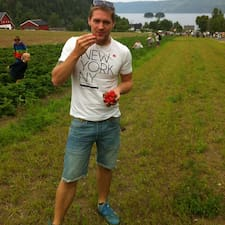 Eivind User Profile