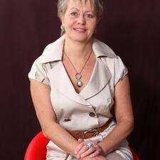 Людмила est l'hôte.