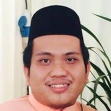 Asyraq User Profile