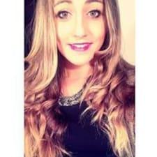 Alexia felhasználói profilja