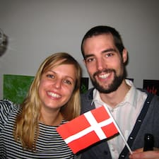 Profil utilisateur de Camilla & Mikael