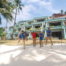 Boracay Terraces Resort is the host.