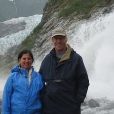 Robert And Madhavi User Profile