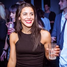 Yasmine Brugerprofil