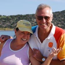 Chris & Silvia User Profile