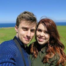 Carla & David User Profile