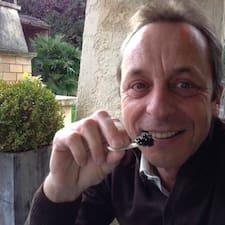 Jean Marc felhasználói profilja